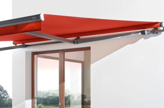 Die Markise für Balkon oder Terrasse